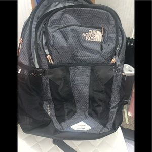 north face backpack recon